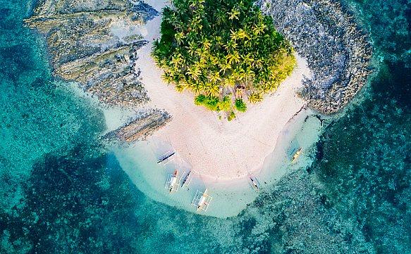 Самые Красивые Курортные Острова В Мире