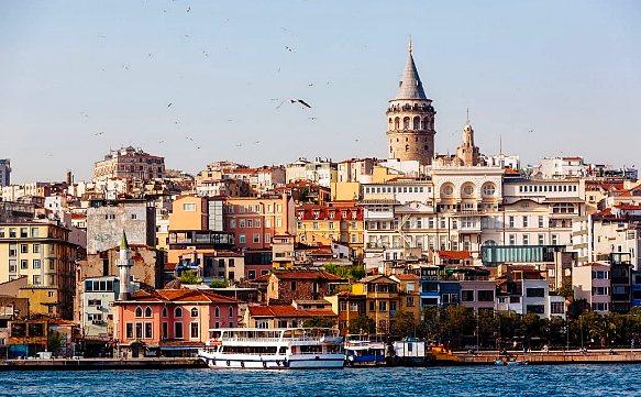 Die 5 meist besuchten Staedte der Türkei