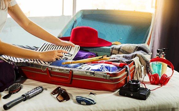Как собрать за 5 шагов ручную кладь для выезда за границу?