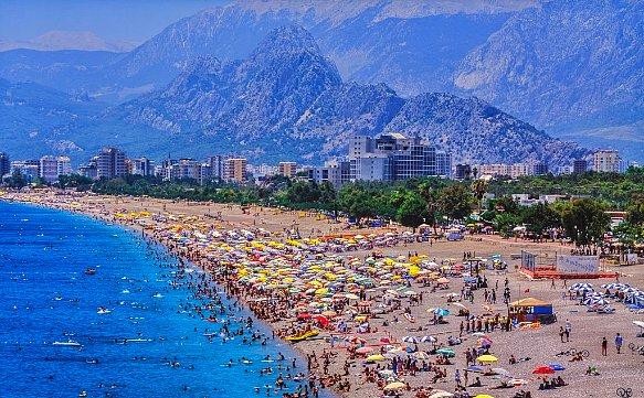 Antalya, das Wunderland des Mittelmeers
