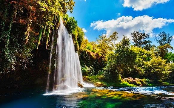 Düden Wasserfall Naturschönheiten