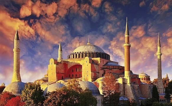 Die bunte Stadt: Istanbul