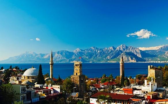 Kaleici Antalya Hadrians-Tor
