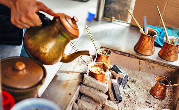 Über 40 Jahre Tradition Türkischer Kaffee