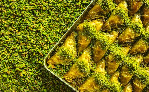 Baklava, der König der Desserts