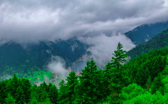 Die Sehenswürdigkeiten in Trabzon