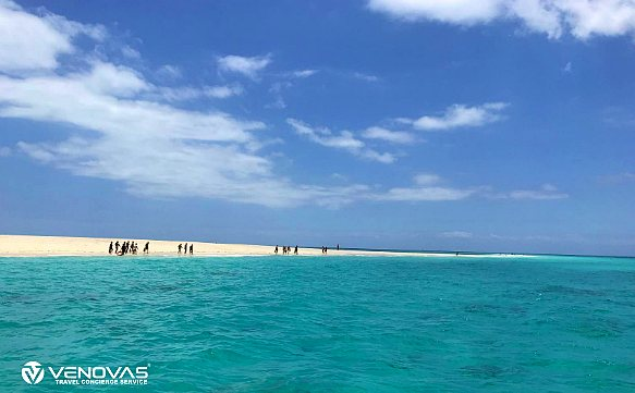 Sansibar Nakupenda Insel