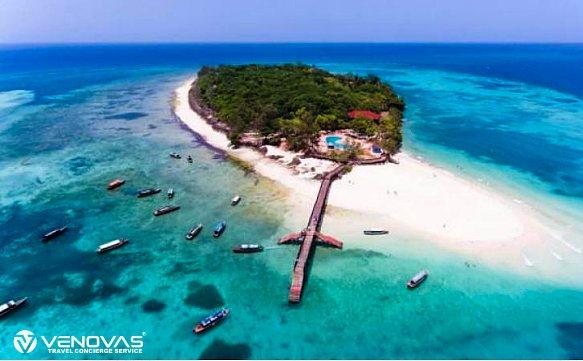 Sansibar (Unguja) Insel