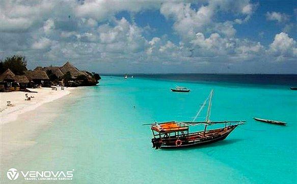 Die Sansibar Pemba Insel