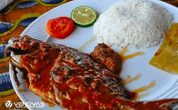 Sansibar National Essen Ugali