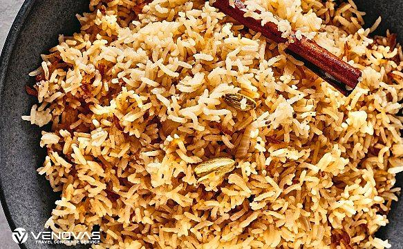 Sansibar Reis ist bestimmt für jeden Essbar