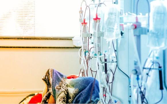 Urlaub und Dialyse Behandlung