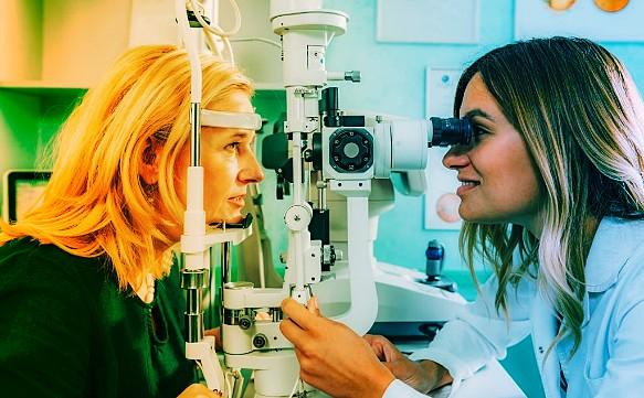 Augenheilkunde Behandlungen